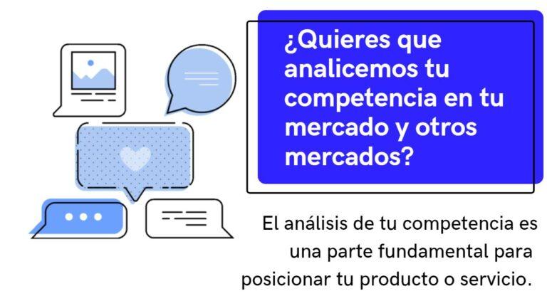 consultora estrategica online para el analisis de la competencia