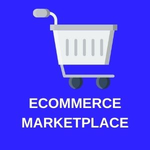 Comercio electrónico, ecommerce, marketplace, página web