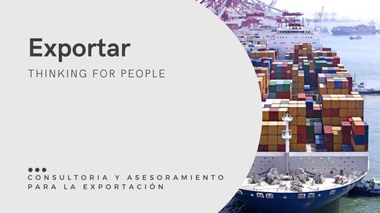Consultoria para exportar