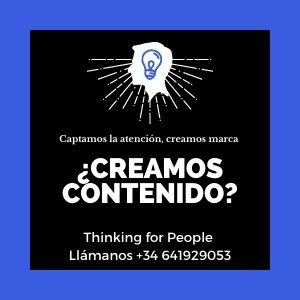 Creación de contenidos de marketing