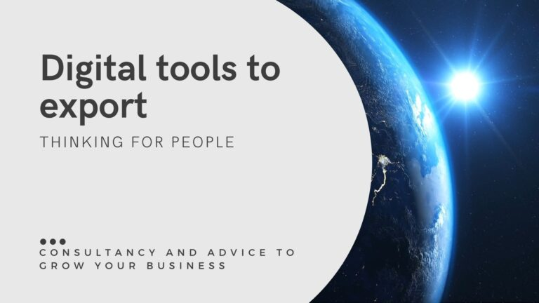 Digital tools to export