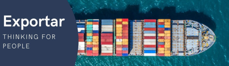 Exportar y exportaciones. Comercio exterior.