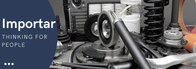 Importar recambios de coche y vehículos y repuestos
