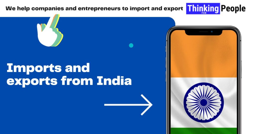 Imports from India to Spain
