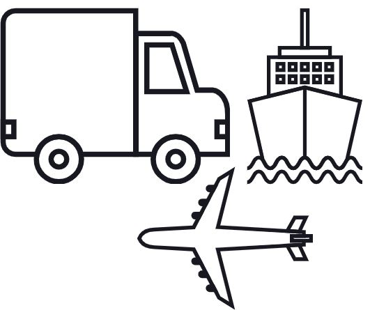 container type logistics and transportation