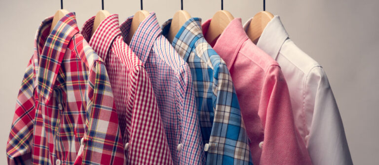 manufacturer of men's clothing, apparel and accessories