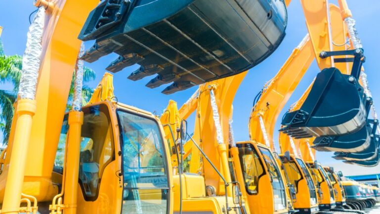 Import machinery from China