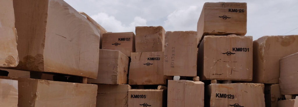 Buy and import sandstone and natural stone