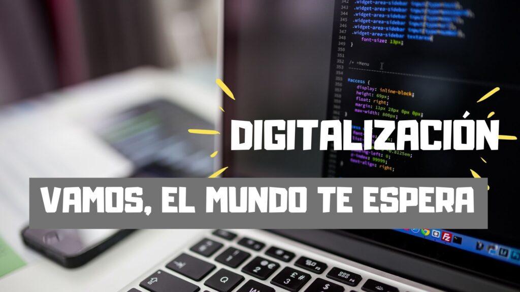Digitalización de empresas y negocios