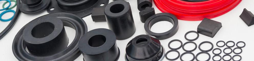 O-rings, PVC pipes and tubing