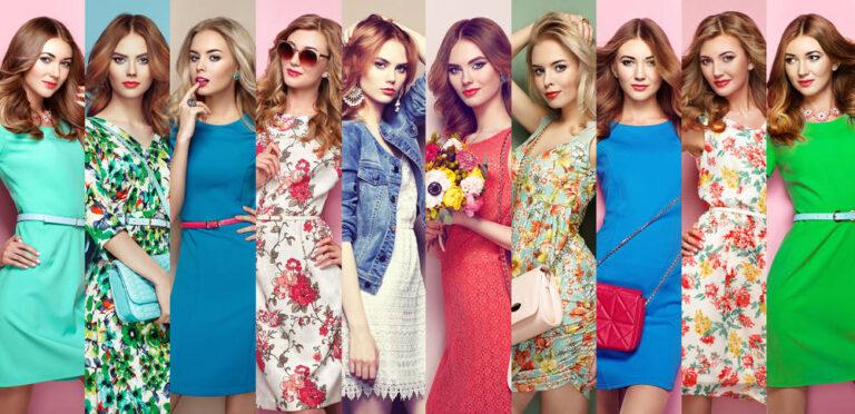Import women's clothing China, India, Bangladesh and Vietnam