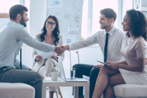Negociar proveedores y fabricantes