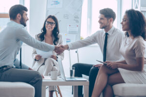 negotiating suppliers and manufacturers