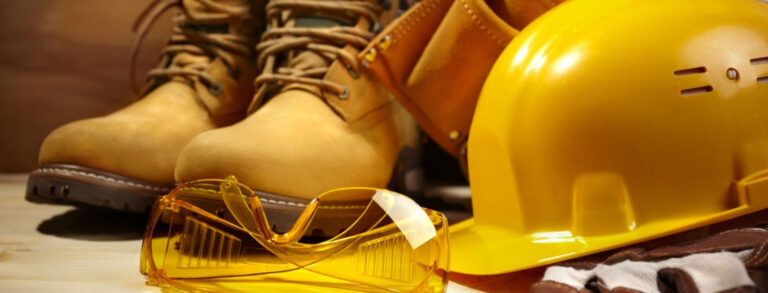 Personal protective equipment and safety
