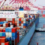 Cadena de suministro de China a los Estados Unidos de America