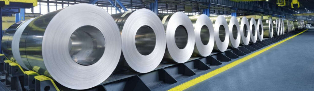 Import steel from China